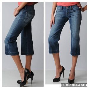 7 For All Mankind Jeans Cropped Dojo